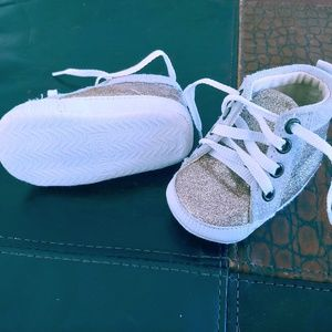 3-6m (Size 1) Infant Sneakers